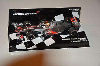 Vodafone McLaren Mercedes MP4-27  J. Button 2012 1:43