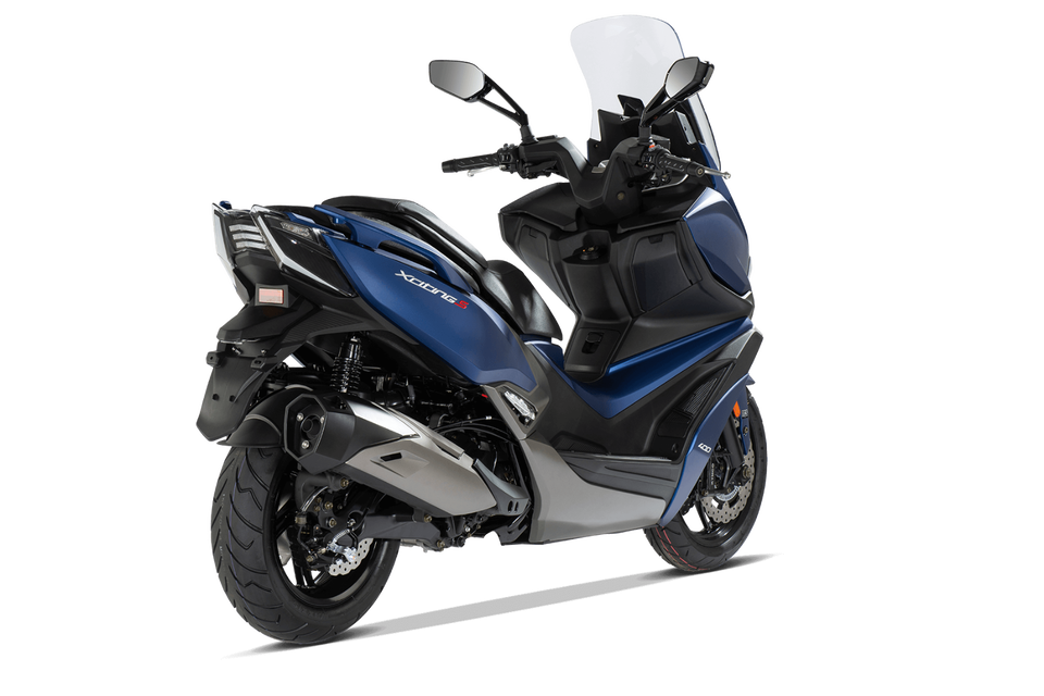 Kymco Xciting S400i ABS Noodoe E5 in Hargesheim