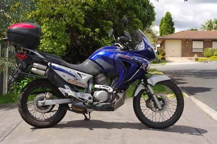 honda transalp xlv 650 v | motorcycles | gumtree australia port