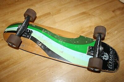 Element Rob Dyer Signature Model Skateboard Gullwing Trucks Charger