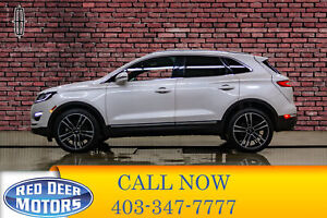 2017 Lincoln MKC 2017 Lincoln MKC AWD Reserve