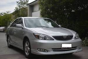 2004 Toyota Camry Sedan Sportivo Low KM Woolloongabba Brisbane South West Preview