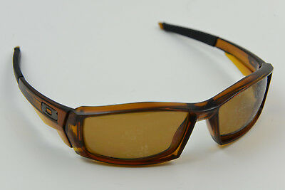 OAKLEY CANTEEN ROOTBEER/POLARIZED BRONZE ORIGINAL SUNGLASSES , used for sale  Mission Viejo