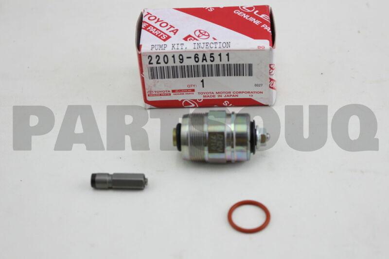 220196a511 Genuine Toyota Solenoid Assy, Fuel Cut 22019-6a511
