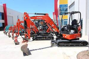 3.5 Tonne Kubota Excavator Campbellfield Hume Area Preview