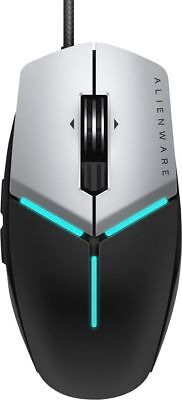 Alienware - AW959 Elite Wired Optical Gaming Mouse with RGB Lighting - Black ...