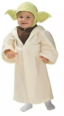 Rubies Star Wars Yoda Halloween Toddler Boys Costume - Yoda Halloween Kostüm