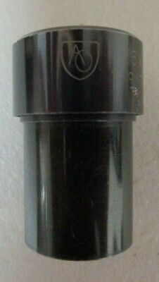 American Optical 15x W.f. Cat. 184 Microscope Eyepiece O.d. 23mm