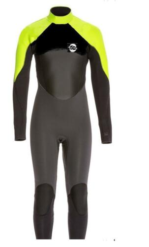 YOUTH CHILDREN KIDS 3MM full wetsuit surf scuba snorkel by ISOSI