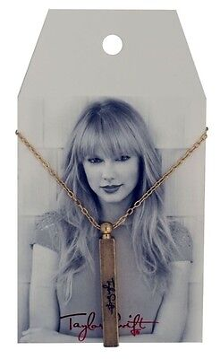 Taylor Swift Necklace Whistle New TS $35 Retail NIP Official NEW