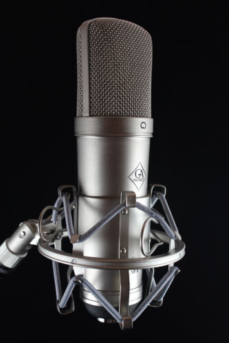 Golden Age Project FC1 Mk II Large Diaphragm Studio Condenser Microphone