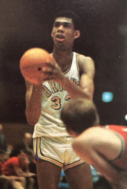 Kareem Abdul Jabbar 1966 College Freshman Yearbook~  6 RINGS~ NBA HALL OF FAME