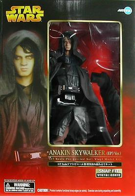 ANAKIN SKYWALKER~EPISODE III~1/7TH SCALE FIGURE~MODEL KIT~ARTFX~KOTOBUKIYA~MIB