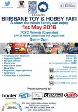 Brisbane Toy and Hobby Fair Brisbane Region Preview