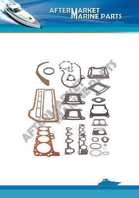 - MerCruiser engine gasket set replaces part number#: 27-43186A1