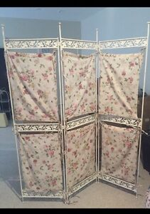 Shabby chic French room divider girls room outdoor furniture decor Artarmon Willoughby Area Preview