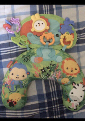 Baby Pillow With Toys