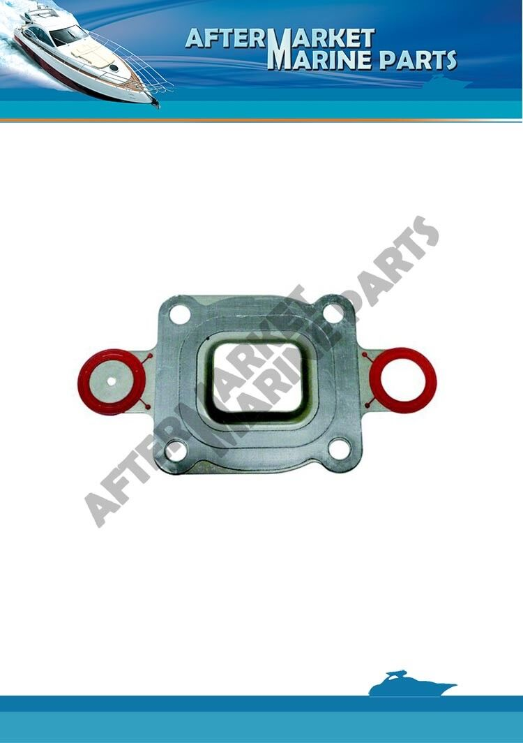 Mercruiser dry joint riser-elbow gasket replaces: 27-864850A02, 27-864549A02