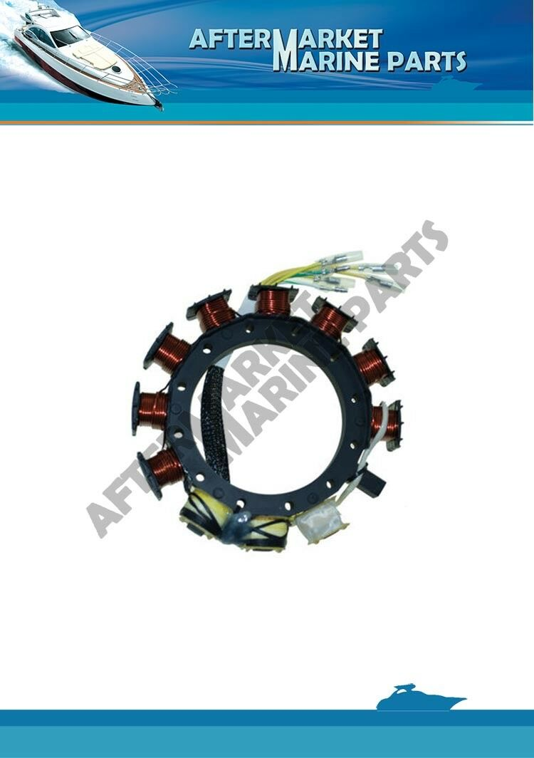 Mercury outboard stator replaces: 398-852386T8, 398-852386A4