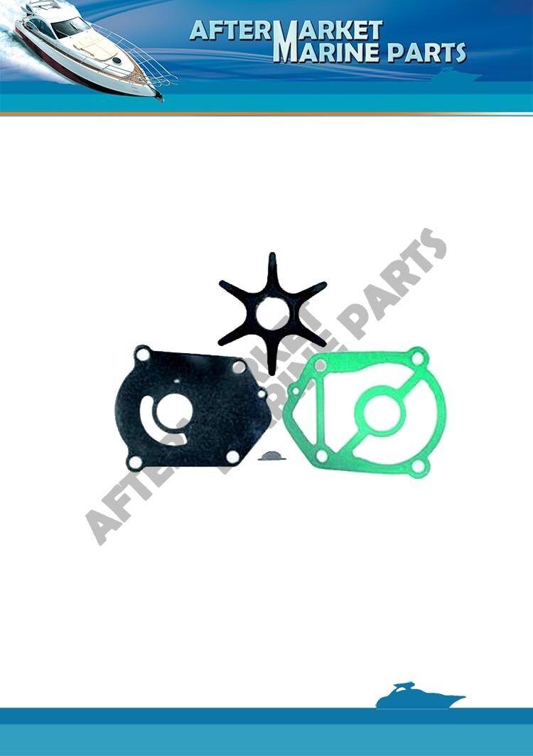 Suzuki marine water pump repair kit replaces: 17400-94602, 17400-94611
