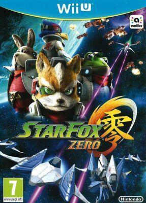 Star Fox Zero For PAL Wii U (New & Sealed)