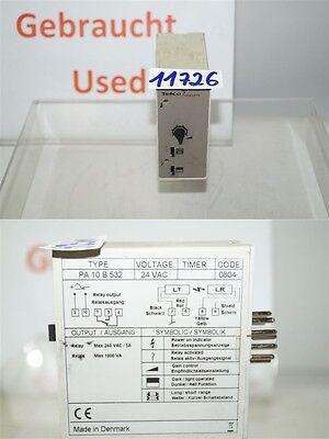 TELCO PA 10 B 532 PA10B532 0804 Amplificador de fotocélula sola