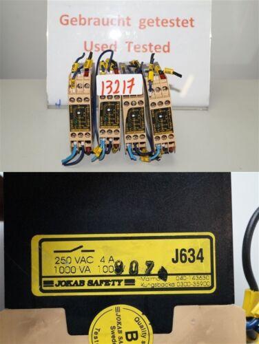 Jokab Safety JSR3T