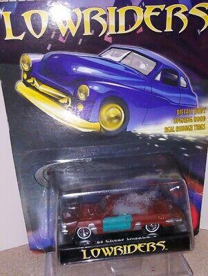 1:64 Custom Cheech And Chong 64 Impala Lowrider Replica From Up In Smoke