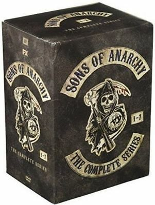 SONS of ANARCHY Complete Series-Season 1-7  DVD BOX SET