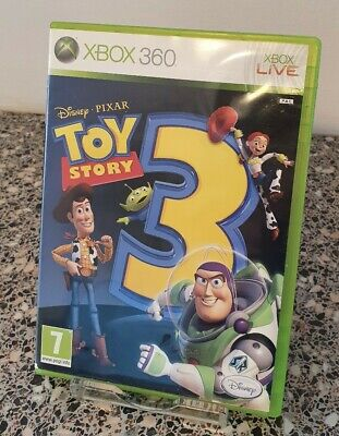 ***Toy Story 3 for Microsoft Xbox 360*** COMPLETE!!!