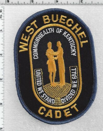 West Buechel Police Cadet (Kentucky) 1st Issue Shoulder Patch