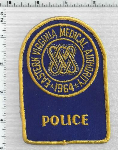 Eastern Virginai Medical Authority 1st Issue Shoulder Patch
