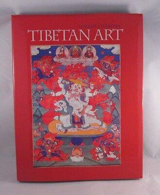 (Tibetan Art by Lokesh Chandra (Hardcover 2010))