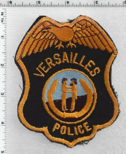 Versailles Police  (Kentucky) 2nd Issue Shoulder Patch