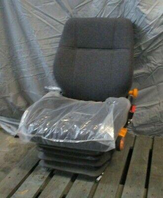 Volvo Oem New Isri Operators Seat Heated Spring Suspension Wheel Loader 24v
