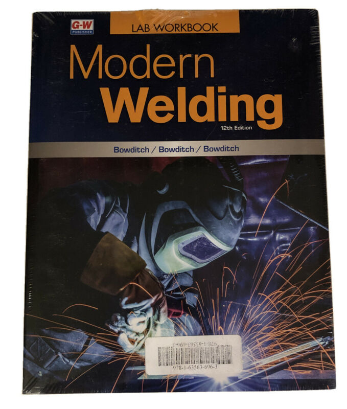 Modern Welding 12th Ed Both Books
