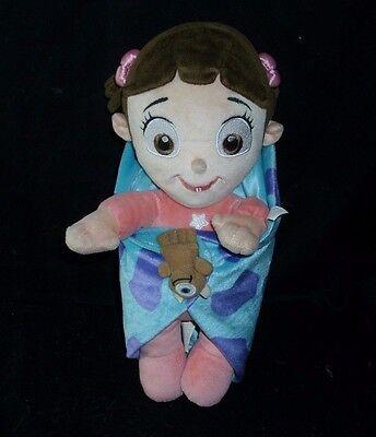 Disney Babies Monsters Inc Kleines Mädchen Boo mit Decke Plüschtier Spielzeug