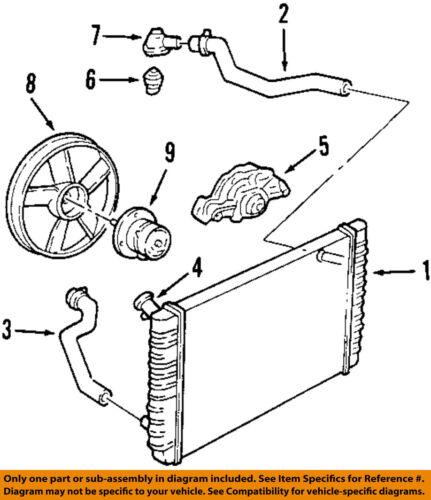 1994 Camero 3 4 Liter Gm Engine Diagram - Wiring Diagram ...