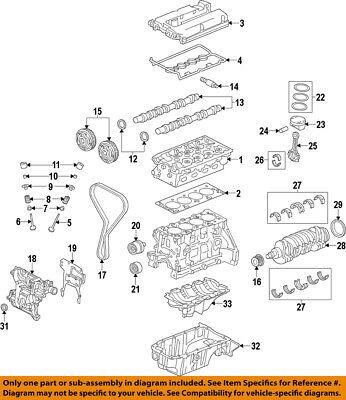 Chevrolet GM OEM 12-15 Sonic-Engine Timing Camshaft Cam Gear 55568386