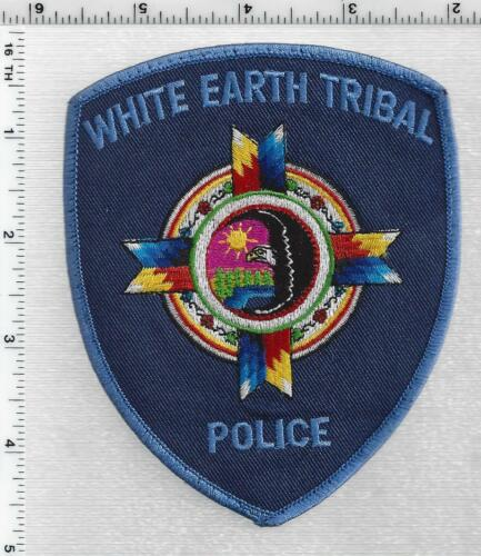 White Earth Tribal Police (Minnesota) 1st Issue Uniform Take-Off Shoulder Patch