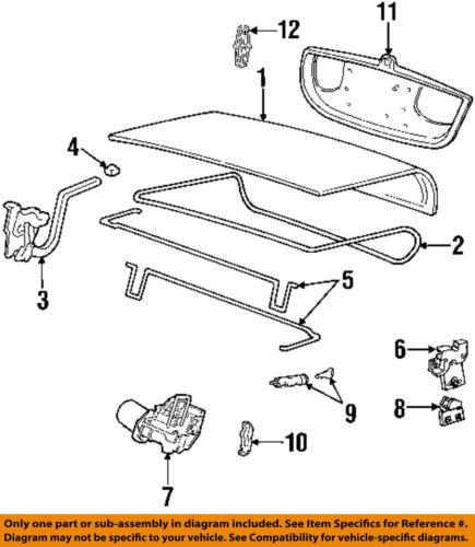 1989 Lincoln Town Car Engine Diagram