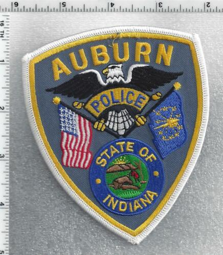 Auburn Police (Indiana) 2nd Issue Shoulder Patch