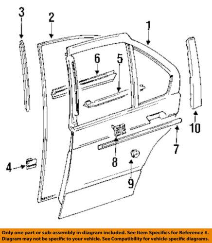 318i belt diagram bmw oem 318i rear door window sweep belt molding weatherstrip  bmw oem 318i rear door window sweep