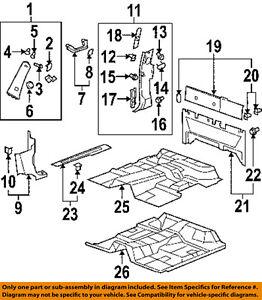 GM-OEM-Interior-Cowl-Trim-Left-15904433