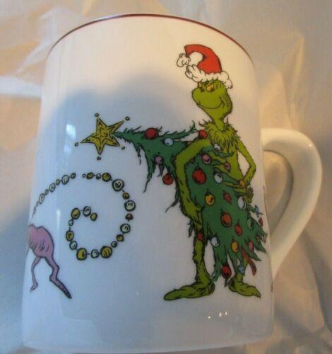1 Williams Sonoma Grinch Christmas mug  New