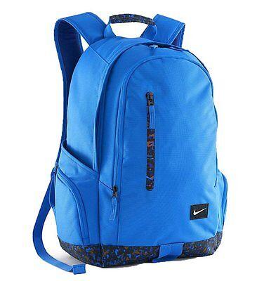 Nike All Access Fullflare Backpack, BZ9504 441 Soar/Deep Royl Blue/White
