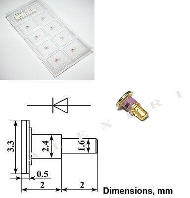 3a723a Gunn Oscillator Diode Gaas Micriwave 8.15...12.42ghz Ussr Lot Of 1pcs