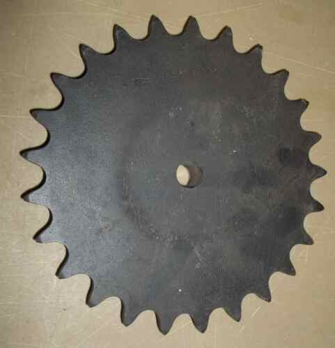 """Sprocket double pitch 25 tooth straight 3/4"""" bore Martin 2042-25"""