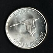 CANADA PROOF-LIKE SETS 1961-1967..EXCELLENT INVESTMENT