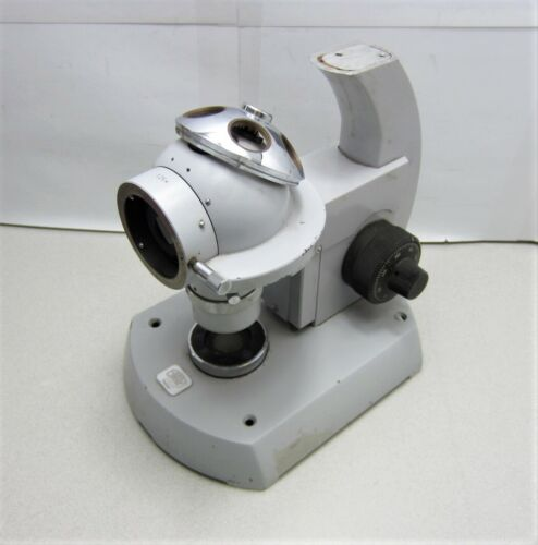 Carl Zeiss Inverted Microscope Frame - No Head, Stage, or Objectives